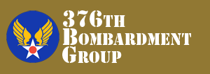 376th Bombardment Group Website Logo